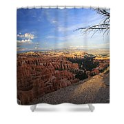 Sunset Colours Bryce Canyon 4 Shower Curtain