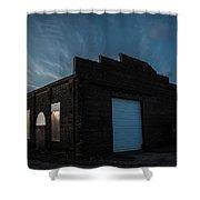 Sunset Depot Shower Curtain