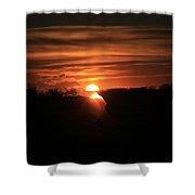 Sunset Dreams 2 Shower Curtain