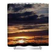 Sunset I I Shower Curtain