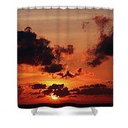 Sunset Inspiration Shower Curtain