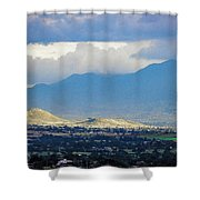 Sunset Light 1 Shower Curtain
