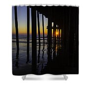 Sunset Pismo Beach Shower Curtain