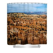 Sunset Point Shower Curtain