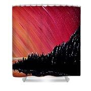 Sunset Sea Shower Curtain