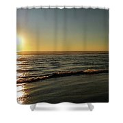 Sunset Serenity Shower Curtain