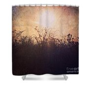 Sunset Song Shower Curtain