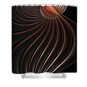 Sunset Surprise Shower Curtain