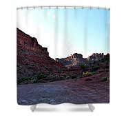 Sunset Tour Valley Of The Gods Utah 07 Shower Curtain