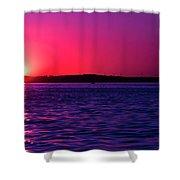 Sunsets Happen Shower Curtain