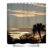 Sunsets In The West Shower Curtain