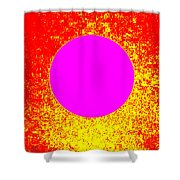 Suntrail Shower Curtain by Eikoni Images