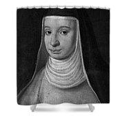 Suor Maria Celeste, Galileos Daughter Shower Curtain