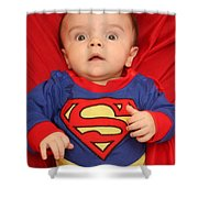 Super Baby Shower Curtain