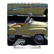 Super Buick Toy Car Shower Curtain