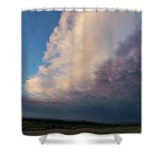 Super Cell 1 Shower Curtain