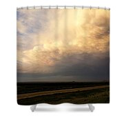 Super Cell 2 Shower Curtain