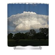 Super Cloud Shower Curtain