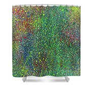 Super Star Clusters Universe #539 Shower Curtain