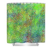 Super Star Clusters Universe #542 Shower Curtain