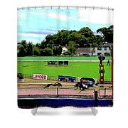 Superfine Paddy Shower Curtain
