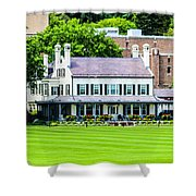Superintendents House Shower Curtain