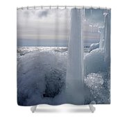 Superior March Day Shower Curtain