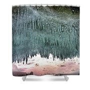 Superior's Crystal Palace Shower Curtain