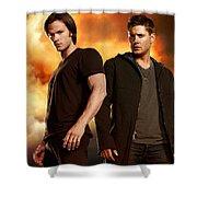 Supernatural Shower Curtain