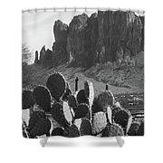 Superstition Mountain 2 Shower Curtain