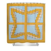 Supersymmetric Phenomenology Shower Curtain