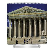 Supreme Court Of The United States Shower Curtain