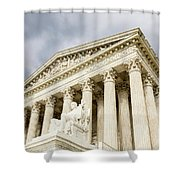Supreme Court United States Shower Curtain