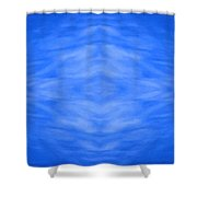 Surface Tension Shower Curtain