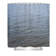 Surface Water Shower Curtain