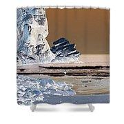 Surfer Shower Curtain