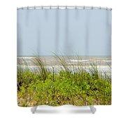 Surfside Dunes Shower Curtain