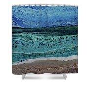 Surfside Shower Curtain