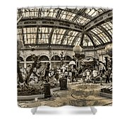 Surreal Gardens Shower Curtain