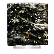 Surreal Lights Shower Curtain