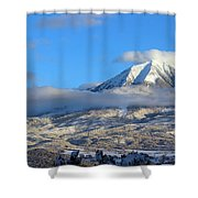 Surreal Reality Shower Curtain