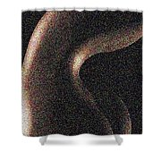 Surrealism Today Torso Shower Curtain