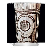 Susa Ware Tumbler Shower Curtain