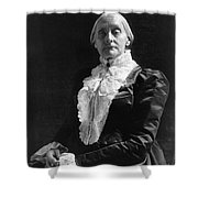 Susan B. Anthony (1820-1906) Shower Curtain
