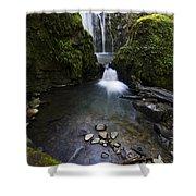 Susan Creek Falls Oregon 5 Shower Curtain