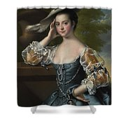 Susannah  Shower Curtain