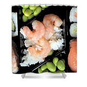 Sushi Day Shower Curtain