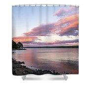 Susnet Nova Scotia  Shower Curtain