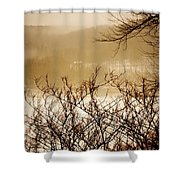 Susquehanna Vibes... Shower Curtain