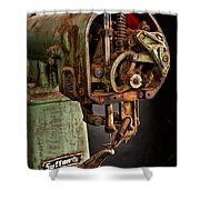 Suttan Sewing Machine Shower Curtain